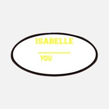 ISABELLE thing, you wouldn't understand! Patch