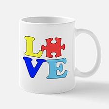 Autism Love Mugs