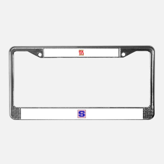 Incredible 1950 Limited Editio License Plate Frame