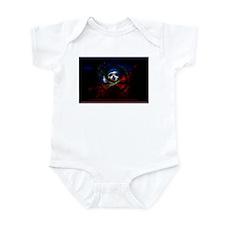 Toussaint University Infant Bodysuit