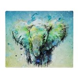 Elephant Fleece Blankets