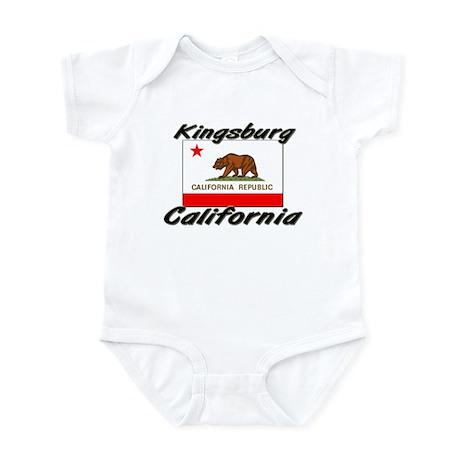 Kingsburg California Infant Bodysuit