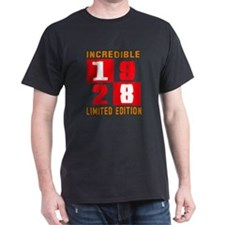 Incredible 1928 Limited Edition T-Shirt