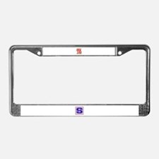 Incredible 1912 Limited Editio License Plate Frame