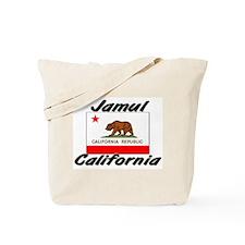 Jamul California Tote Bag