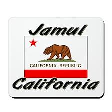 Jamul California Mousepad