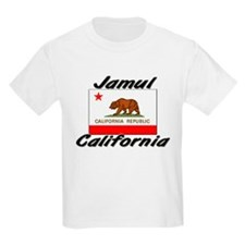 Jamul California T-Shirt