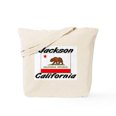 Jackson California Tote Bag