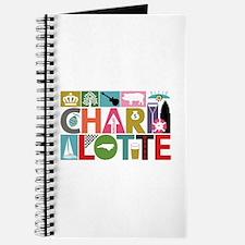 Unique Charlotte - Block by Block Journal