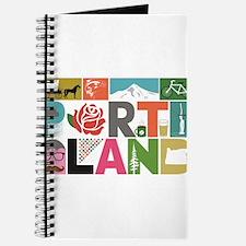 Unique Portland - Block by Block Journal
