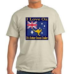 I Love Oz T-Shirt