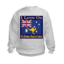 I Love Oz Sweatshirt