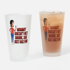 Bob's Burgers Linda Wine Drinking Glass