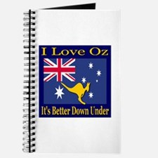 I Love Oz Journal