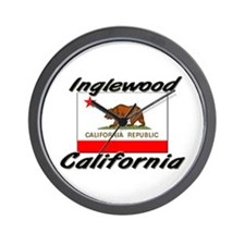 Inglewood California Wall Clock