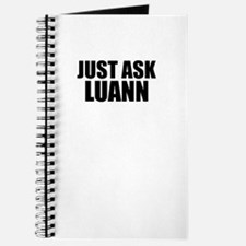 Just ask LUANN Journal