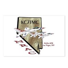 NRAC Logo Postcards (Package of 8)