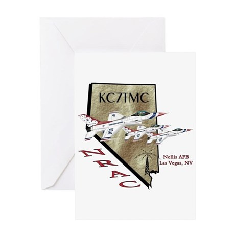NRAC Logo Greeting Card