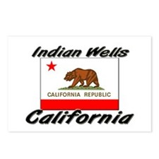 Indian Wells California Postcards (Package of 8)