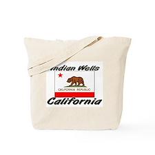 Indian Wells California Tote Bag
