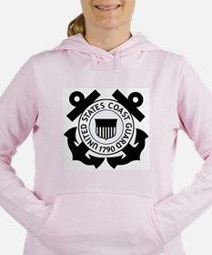 Coast guard Women's Hooded Sweatshirt