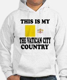 This Is My Vatican City Country Hoodie