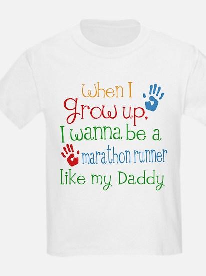 Marathon Runner Like Daddy T-Shirt