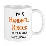 Handbell Standard Mugs (11 Oz)