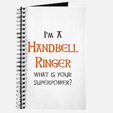 handbell ringer Journal