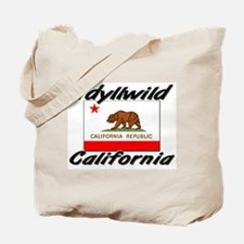 Idyllwild California Tote Bag