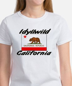 Idyllwild California Women's T-Shirt