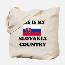 This Is My Slovakia Country Tote Bag