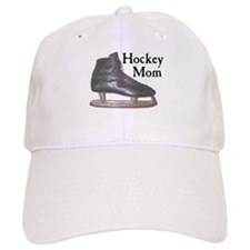 Hockey Mom Vintage Baseball Cap