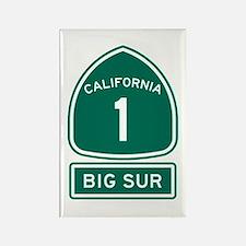 Big Sur California Rectangle Magnet