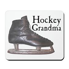 Hockey Grandma Vintage Mousepad