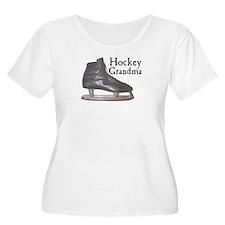 Hockey Grandma Vintage T-Shirt