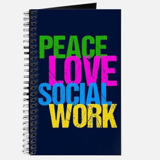 Social Work Cute Journal