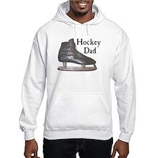 Hockey Dad Vintage Hoodie