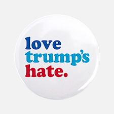 Love Trumps Hate Button