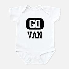 Go VAN Infant Bodysuit