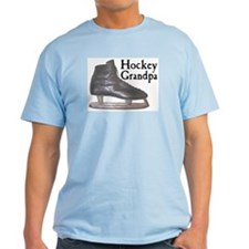 Hockey Grandpa Vintage T-Shirt