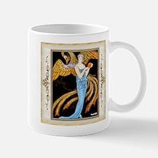 Mythical Phoenix & Lady Mugs