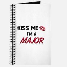 Kiss Me I'm a MAJOR Journal
