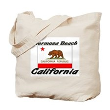 Hermosa Beach California Tote Bag