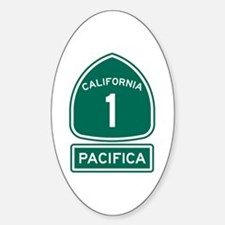 Pacifica California Decal