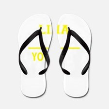 LINA thing, you wouldn't understand! Flip Flops