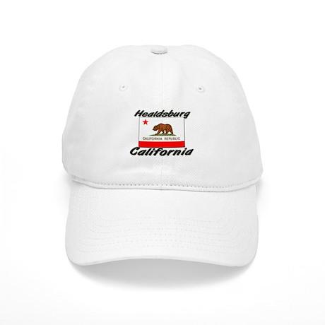 Healdsburg California Cap
