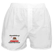Healdsburg California Boxer Shorts