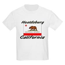 Healdsburg California T-Shirt