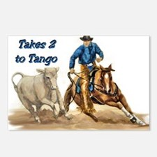 Takes 2 to Tango Postcards (Package of 8)